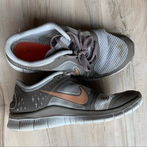 Nike Free Running Sneakers / Shoes Size 6.5